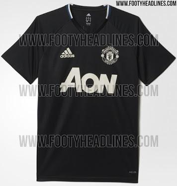 camiseta nueva del manchester united 2016
