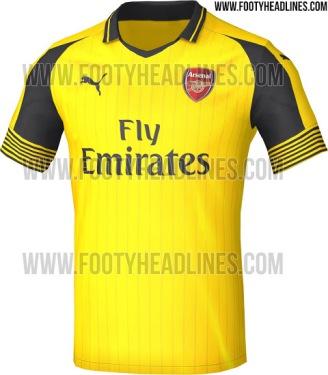 nueva camiseta de arsenal de sarandi 2017