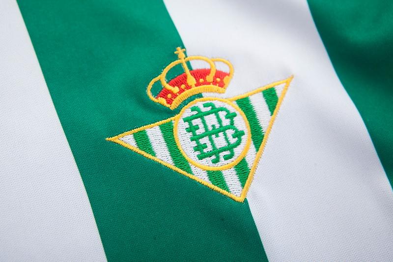 camisetas de futbol Real Betis baratos